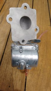 Mikuni VM20-151 black mamba parts