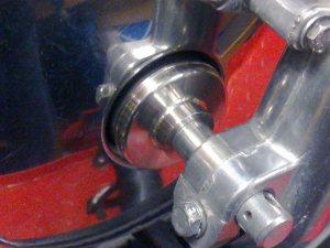 Black Mamba Parts RVS Wielkapje