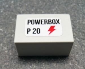 Kokusan EVOlution Powerbox P20