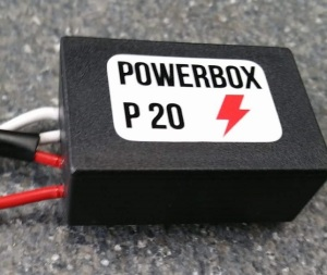 Kokusan EVOlution Powerbox P20